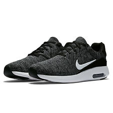 NIKE AIR MAX MODERN FLYKNIT sz11.5  876066 002  OREO 2017 RUNNING SHOES TRAINER
