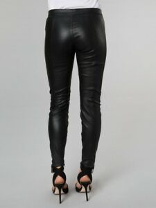 Diesel-Real-stretch-Leather-leggings-Black-uk-10-skinny-trousers-peghyns-950