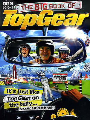 1 of 1 - The Big Book of Top Gear 2009, Top Gear, 1846074630, New Book