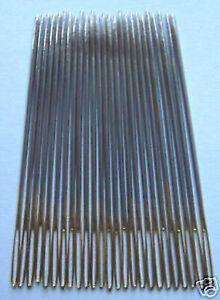 25-x-GOLD-EYE-Cross-Stitch-Needles-Size-24-Hand-Sewing