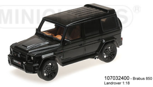 Minichamps 107032400 - Brabus 850 6.0 Bi-turbo Widestar De Base Mercedes-benz