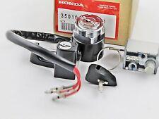 Paßt für HONDA DAX ST 50 ST70, SCHLOSS - SATZ, orig.,NEU; no monkey,key set,