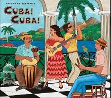 Cuba Cuba - Putumayo Presents (2017, CD NEUF)