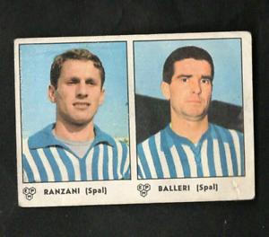Figurina-Calciatori-Panini-1964-65-Ranzani-Balleri-Spal-Rec-Rara