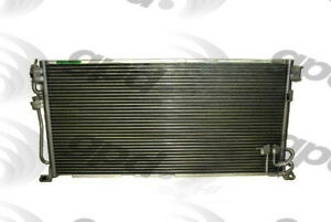 A//C AC Condenser Replacement For 02-03 Mitsubishi Lancer L4 2.0L MI3030160 New