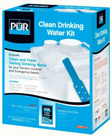 Reliance Pur Clean Drinking Water Kit 2700 In Box