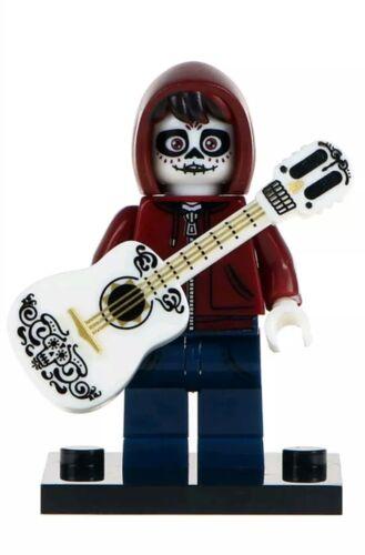 Disney COCO miguel lego figures skeleton face kids toy building block new 2pcs