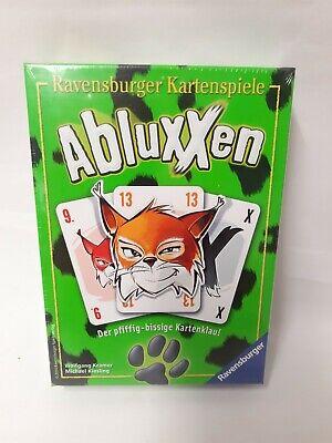 Abluxxen Kartenspiel