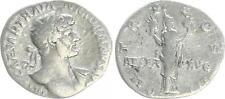 Denar, Silber 98-117 Antike / Römische Kaiserzeit /  Traian, 98-117 ss