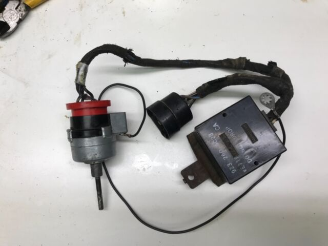 1987-1991 ford truck or bronco intermittent wiper switch
