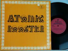 Atomic Rooster-same Polonia - 1970 rare Muza SX 1236