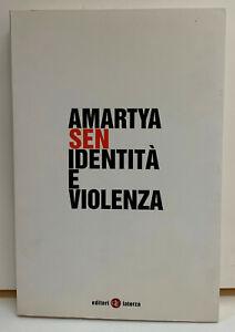 97674-Amartya-Sen-Identita-e-violenza-Laterza-2006