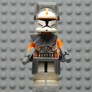 lego star wars commander cody clone trooper minifigure 7676 sw0196 | ebay