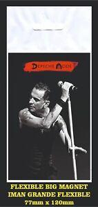 DEPECHE-MODE-Global-Spirit-Tour-LIVE-FLEXIBLE-BIG-MAGNET-IMAN-GRANDE