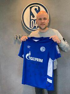 SPORT1 & TruckScout24 Shirt-Charity: FC Schalke 04 Trikot - signiert