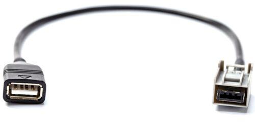 cable de música adecuado para Honda Accord Civic jazz CR-V CR-Z Fit Adaptador USB mp3