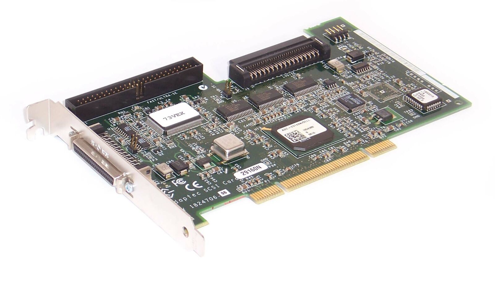 Dell Adapter Single Channel SCSI Card ASC