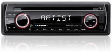 Blaupunkt Manchester 110 autoradio con cd mp3 SD MMC SDHC USB AUX