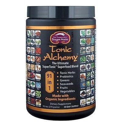 Tonic Alchemy Dragon Herbs 9.5 oz Powder