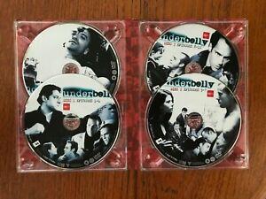 Underbelly-DVD-Region-4-DISC-039-s-LIKE-NEW