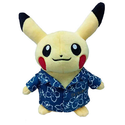 "Obesity Smile Pikachu Pokemon Plush Toy Stuffed Animal Soft figure Doll 5/"""