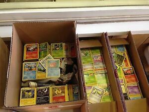 Pokemon-TCG-100-COMMON-UNCOMMON-MIXED-LOT-MINT-CONDITION
