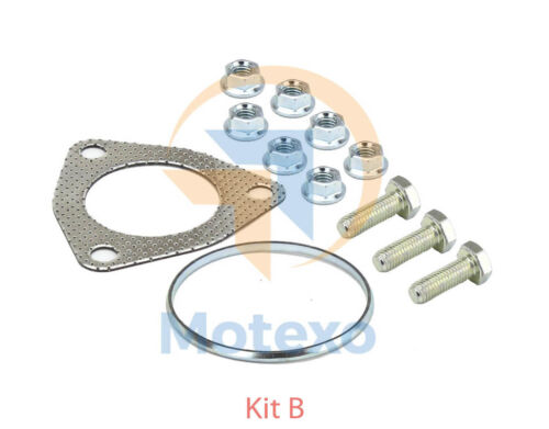 FK70356B EXHAUST FRONT PIPE FITTING KIT FORD GALAXY 2.3 8//2000-12//2002