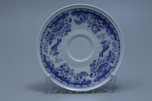 Saucer fo.. Bareuther 100 years Bareuther Waldsassen Castle Decor Blue 3189