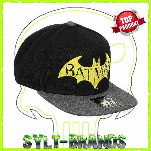 Starter Batman caps dc SnapBack cap gorra baseballcap basecap gorros ha hoodies