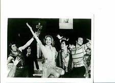 Lauren Bacall Applause Broadway Musical Theater Original Press Photo