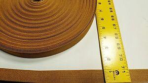 "ACU Camo 1/""Inch USA Military Spec Webbing 5 Yard Roll Fabric Outdoor  #10"