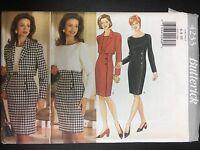 Butterick 4233 Misses' Jacket & Dress - Sizes 6-8-10