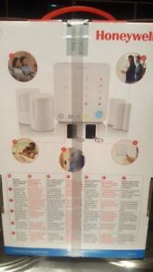 Honeywell-Wireless-Apartment-Alarm-with-Intelligent-Control-HS330-New-Boxed