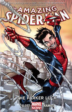 AMAZING SPIDER-MAN VOL #1 THE PARKER LUCK TPB Marvel Comics Collects #1-6 TP