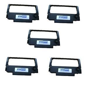 5-PACK-Printer-Ink-Ribbon-ERC30-ERC34-ERC38-PURPLE-FREE-P-amp-P