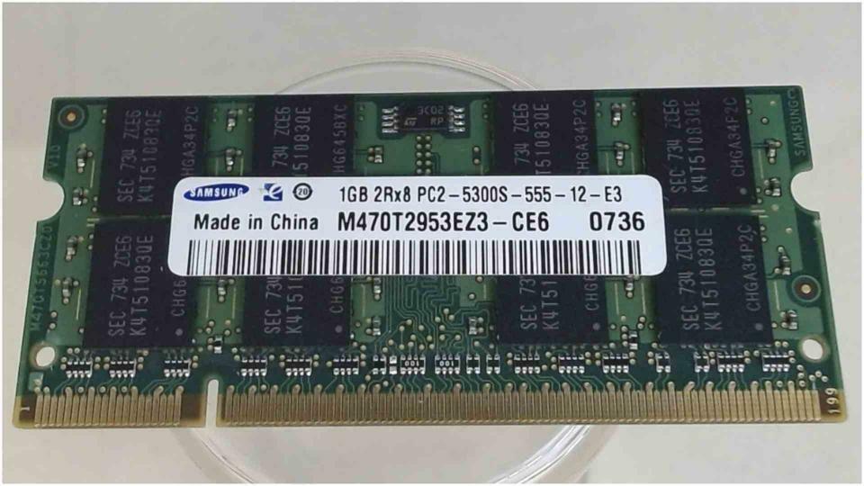 1GB DDR2 Memory RAM is Samsung PC2