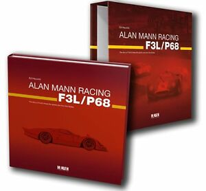 Alan-Mann-Racing-Ford-F3L-P68-Sports-Racing-Car-Cosworth-DFV-Buch-book-limited