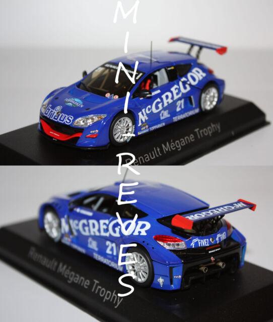 Norev Renault Mégane Trophy 2009 1/43 17711