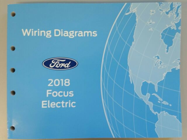 2018 Ford Focus Electric Wiring Diagram
