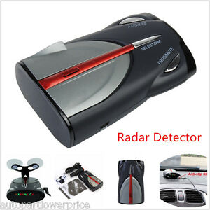 car 16 band gps radar detector cobra xrs 9880 laser anti radar detectors 360 ebay. Black Bedroom Furniture Sets. Home Design Ideas