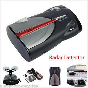 car 16 band gps radar detector cobra xrs 9880 laser anti radar detectors 360 ebay. Black Bedroom Furniture Sets. Home Design Ideas