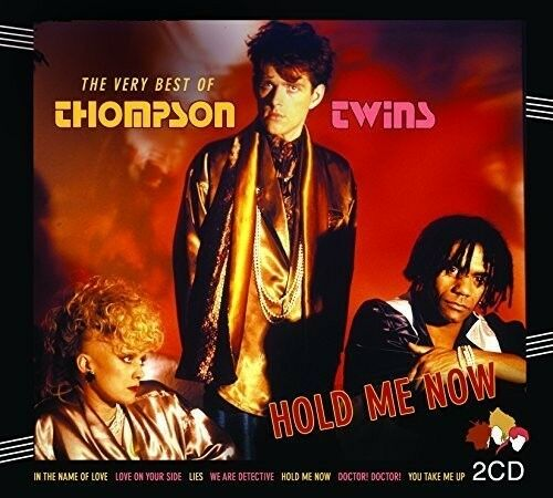 1 of 1 - Thompson Twins - Hold Me Now: Very Best of [New CD] UK - Import