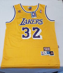 276c7ed31 Image is loading Adidas-Los-Angeles-Lakers-Hardwood-Classic-Magic-Johnson-