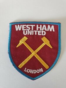 West-Ham-patch-iron-on-sew-on-crest-hats-scarfs-bags