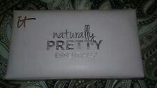 IT COSMETICS Naturally Pretty Essentials Matte Luxe Eyeshadow Palette NWOB