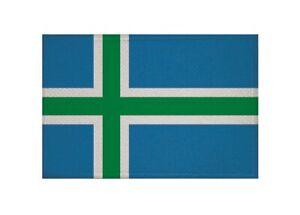 Aufnaeher-Scottish-Highlands-Schottland-Fahne-Flagge-Aufbuegler-Patch-9-x-6-cm