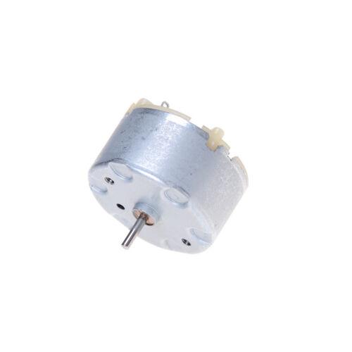 Mabuchi RF500TB-12560 Motor DC 1.5V 6V 12V 4600RPM 32mm DC Motor Spray machineWS