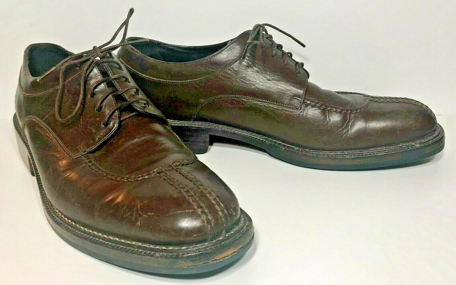 Cole Haan Brown Lace Up 7251 Men's US 10 D