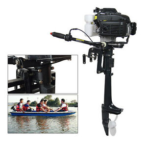 outboard motor system air cooled 4hp four stroke kit 4hp