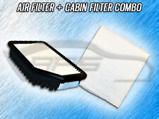 AIR FILTER CABIN FILTER COMBO FOR 2012 - 2017 HYUNDAI ACCENT 1.6L